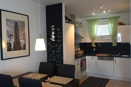 Graz-Straßgang! Hochwertig ausgestattete 2-Zimmer-Wohnung mit Gartenanteil!