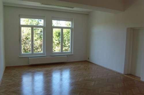 neu saniertes Büro in Altbauvilla Graz-Leonhard, Ruckerlberg