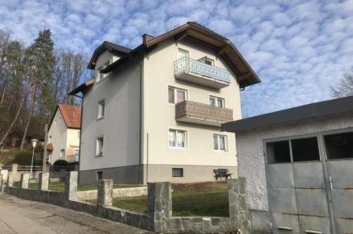 Haus mit 4 Wohnungen in guter Lage in Steyr nähe Krankenhaus.