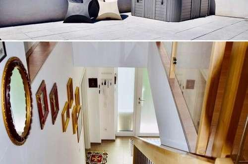 Stilvolle Neubau-Maisonette mit großzügiger Dachterrasse in Linz-Urfahr