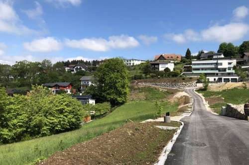 820m² Bauland in einzigartiger Lage in Laakirchen perfekt für Einfamilienhausbebauung.