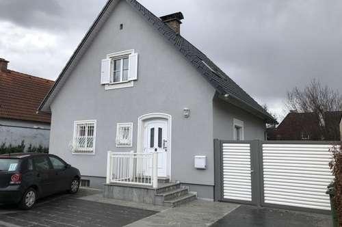 Revitalisiertes Einfamilienhaus in Ruhelage Linz.