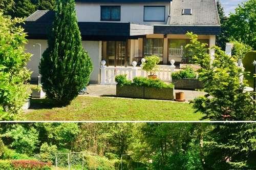! EINMALIG ! Wohnhaus mit 7 Zimmer, Indoor Pool und großzügiger Gartenfläche