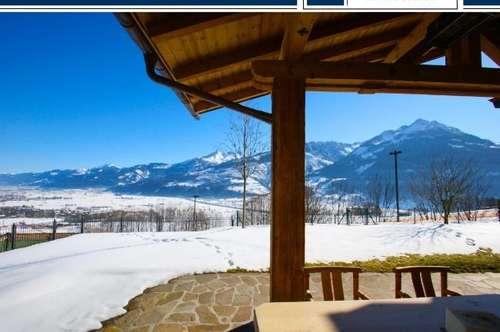 Attraktives Anwesen direkt an der Skipiste mit Panoramablick und Freizeitwohnsitz