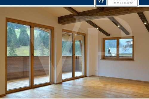 Neubau 4-Zimmer-Dachgeschosswohnung mit grandiosem Ausblick