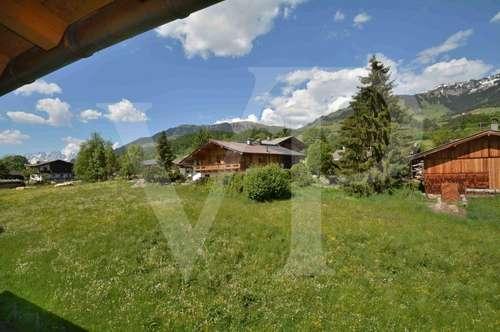Attraktive und moderne Dachgeschosswohnung in sonniger Lage von Aurach bei Kitzbühel