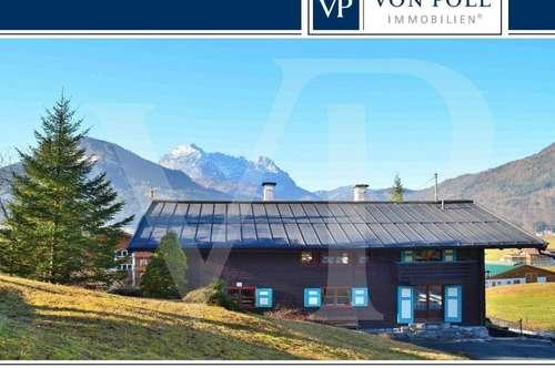 Urige Villa in toller sonniger Aussichtslage von Kirchdorf