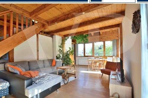 Attraktive Dachgeschosswohnung im Zentrum von Kitzbühel zur Miete
