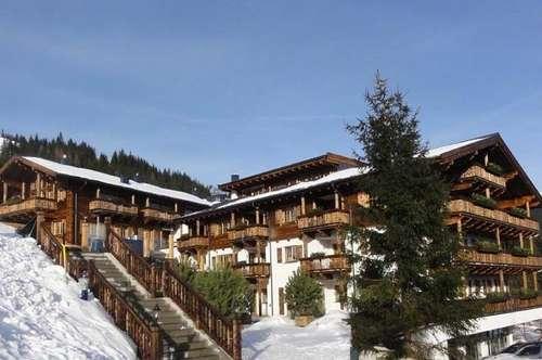 Geschmackvolle 4-Zimmer-Wohnungen direkt an der Skipiste mit – Freizeitwohnsitz -