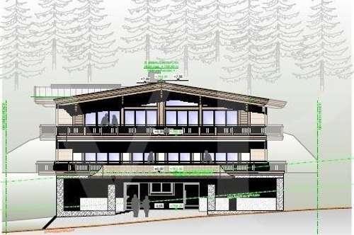 Neubauwohnungen in traumhafter Lage von Scheffau