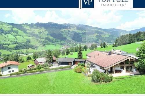 Tiroler Landhaus in sonniger und traumhafter Panoramalage von Brixen