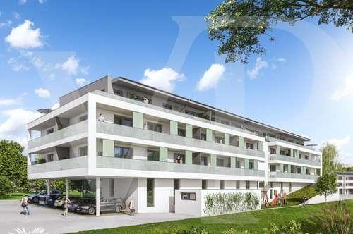 Moderne Neubauwohnung im Zentrum von St. Johann