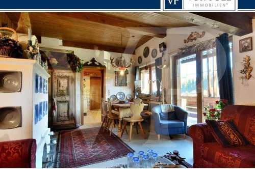 Gemütliche Dachgeschosswohnung mit viel Potenzial in Reith bei Kitzbühel