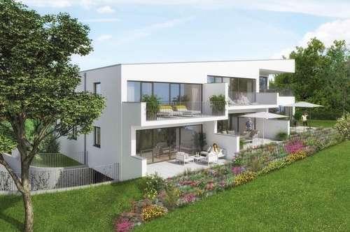 Top 2: Terrassenwohnung in Wilhering-Thalham
