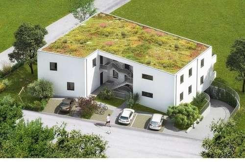 Top 6: Terrassenwohnung in Thalham