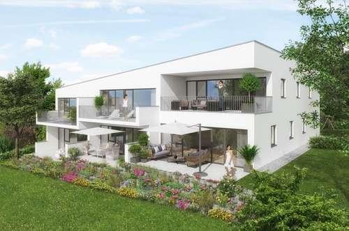 Top 2: Terrassenwohnung in Thalham