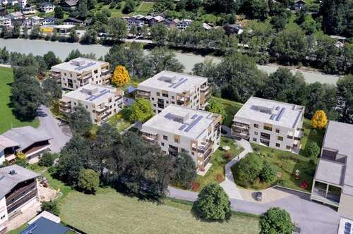 2-Zimmer-Neubauwohnung in Schwaz
