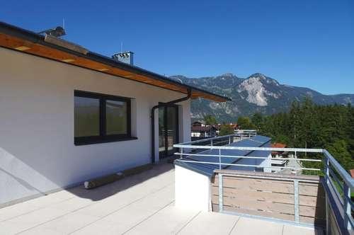 Dachgeschoss-Neubauwohnung in Reith im Alpbachtal