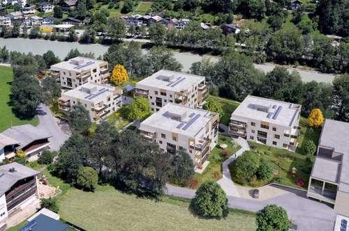 4-Zimmer-Neubauwohnung Zöhrer-Areal Schwaz