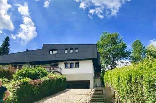 Herrschaftsvilla mit Schwimmhalle - 706m2 Geschoßfläche