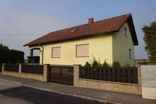 Einfamilienhaus am Wagram