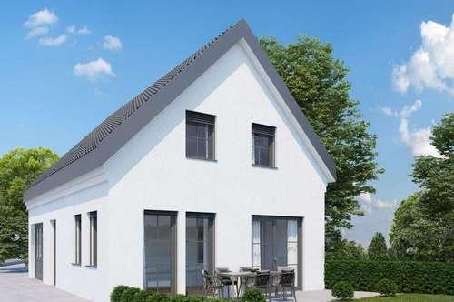 Niedrigenergie Einfamilienhaus in Strebersdorf