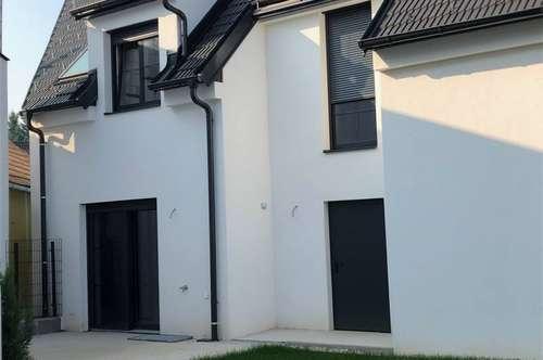 Modernes Neubau Einfamilienhaus in zentraler Lage in Strebersdorf