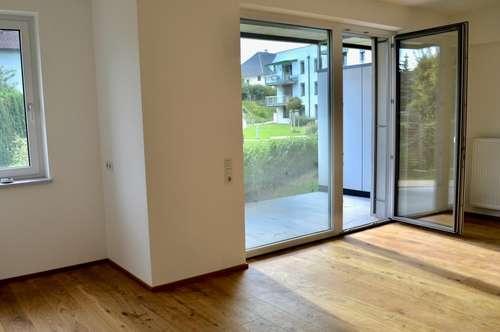 St. Georgen/ Gusen: APOLLO RESIDENZ - Wohnen und Natur - Sonnige Gartenwohnung mit Terrasse