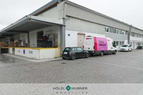 Büro mit Lagerkapazitäten in Gnigl