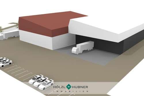 Individuelle Hallen- und Büroflächen