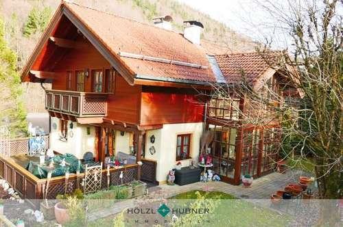 Top-Einfamilienhaus im Landhausstil
