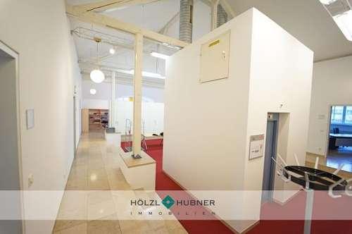 Loftartige Büroimmobilie - hell & modern