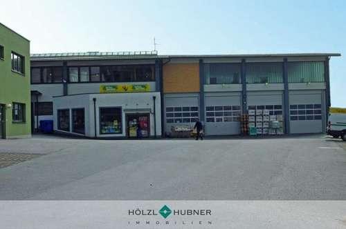 Flexible Büroräumlichkeit in Gewerbegebiet Mayrwies
