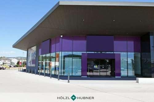 Ihre Geschäftsfläche im Fachmarktzentrum YBBSilon