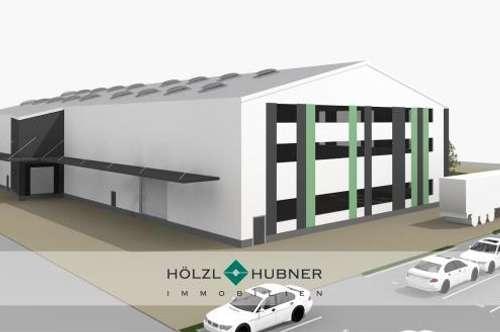 Multifunktionale Halle - Errichtung nach Mieterwunsch