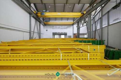 Produktions- / Lagerfläche in Zentrallage