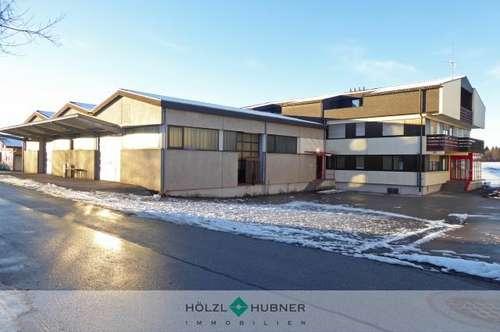 Vielseitige Hallen- /Bürokombination in Eugendorf