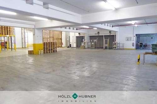Großzügige Lager und Produktionsflächen in Salzburgs Süden