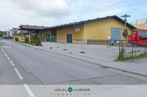 Vielseitiges Betriebsgebäude in Seekirchen