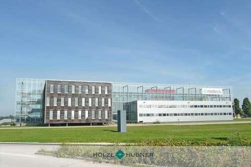 Vielseitige Büroflächen in modernem Betriebsobjekt