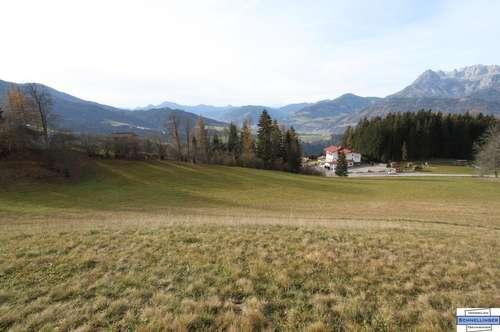 Grünlandgrundstücke Werfenweng