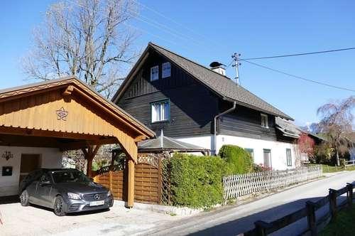 Schmuckes Wohnhaus in Bad Aussee / VERMITTELT !