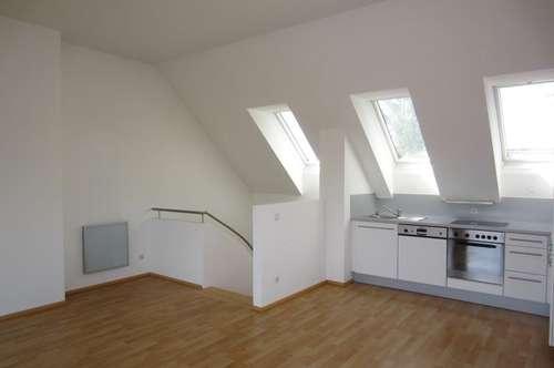 Leopoldskron: Maisonettewohnung mit Dachterrasse