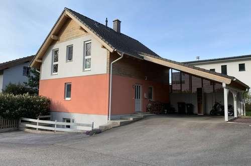 Einfamilienhaus in Seenähe