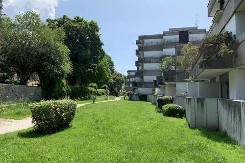 Stadtwohnung im Grünen