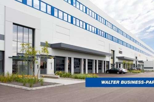 Neue hochmoderne Bürofläche (171 m²) inkl. Loggia mit Lagereinheit (119 m²), provisionsfrei - WALTER BUSINESS-PARK