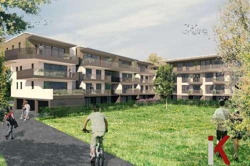 Gartentraum - Zweizimmerwohnung in neuer Wohnanlage!