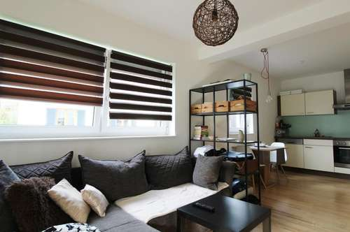Moderne 2-Zimmer-Wohnung mit Terrasse und 113,18 m² Eigengarten in Unterpremstätten