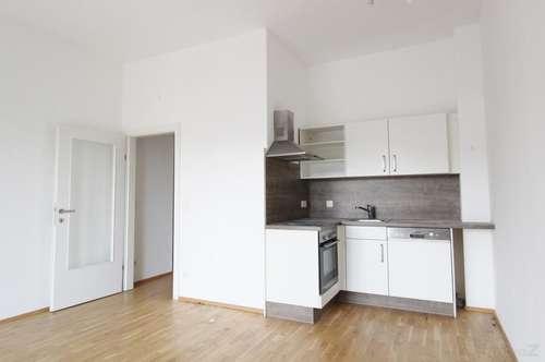 Moderne 2 Zimmer Wohnung mit Innenhofbalkon in Ruhelage