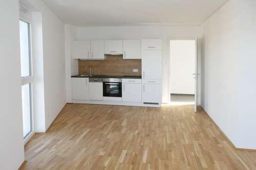 Helle,moderne 54m² Erstbezugswohnung ab sofort zu vermieten | Balkon, Küche und TG-Platz inklusive | Graz-Liebenau